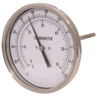 2052-8840 Bi-metallic Thermometers