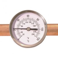 800-951 Dial Pipe Thermometers