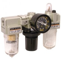 FM-40-04-C Filter + Regulator + Lubricator