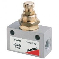 RFU 446 In-line Flow Control Valves