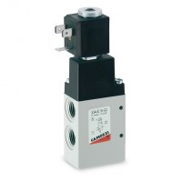 354 015 02 Series 3, Electro Pneumatically Operated High Flow Solenoid Valves