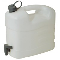 WC10T Fluid Containers with Tap