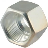 M20S-1.4571AGP Silver Plated Stainless Steel Nuts (AGP)