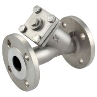 VSY1648 Flanged Y Strainer Valves