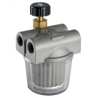 20250/PL-100UM Diesel Oil Filters with Cock and Check Valve - Series 20250