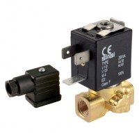 L121V02-14-24 General Purpose 2/2 N/C, Direct Acting Solenoid Valves