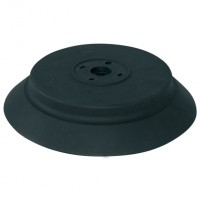 ZN120F-NBR Flat Suction Cup, Type F