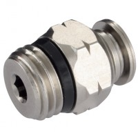 8900000007 Straight Male Adaptors