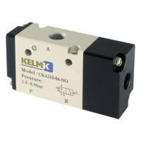 CKA210-08-NO Pilot 3/2 Way Valves
