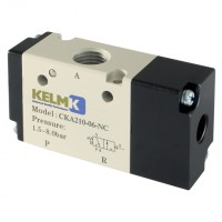 CKA210-06-NC Pilot 3/2 Way Valves
