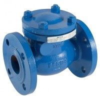 ACST170400 Art 170 Swing Check Valve, Flanged