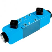 02-353298 CETOP3 Double Solenoid Directional Control Valves