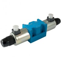 616773 CETOP5 Double Solenoid Directional Control Valves