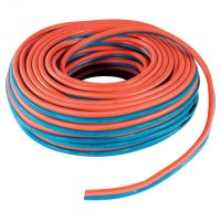 GWH-1/4-50-TWIN Blue Oxygen/Red Acetylene Twin Hose