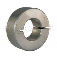 CASB25Z - 25mm Single Split Shaft Collar