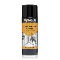 Tygris Clear Silicone Grease (400ml)