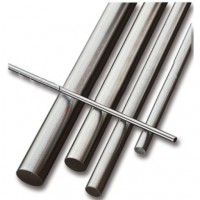 9.5mm x 13 inches Long Silver Steel