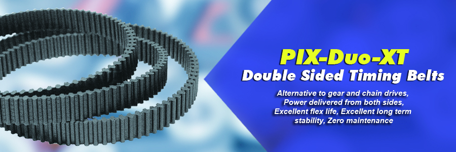 Pix Double Sided Timing Belts